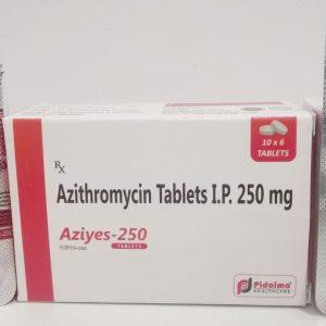 AZIYES 250 TAB