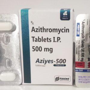 AZIYES-500 TAB
